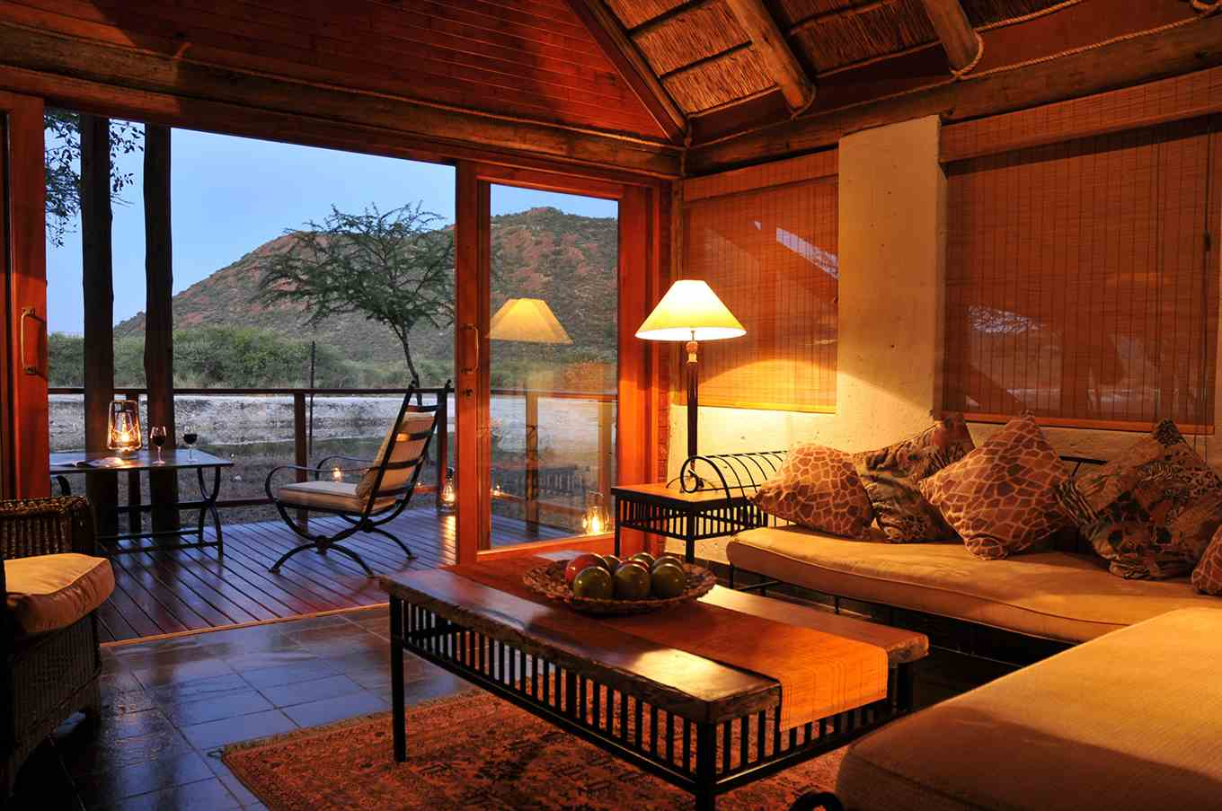 Terms and Conditions of Tau Game Lodge | Cancellation South