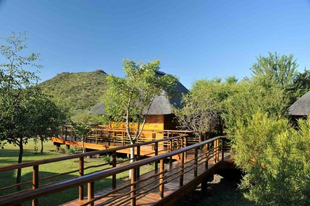 Convention Centre Facilities Tau Game Lodge