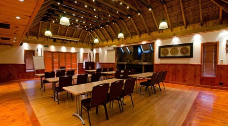 Conference Facilities Tau  Game Lodge