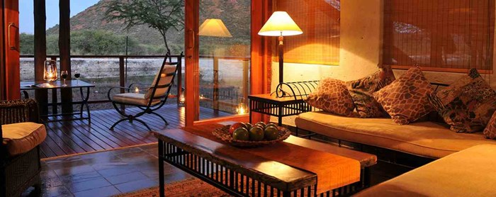 Tau Game Lodge Accommodation, Room Type 3: Family Unit